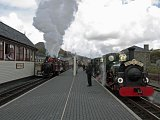 FRS AGM train at Porthmadog Saturday