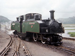 Earl of Merioneth as built