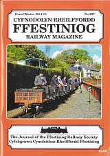 Download sample pages of the Ffestiniog Railway Society magazine