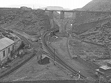 Above the LNWR tunnel, 1961
