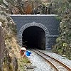 Moelwyn Tunnel North Portal Completed