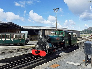 Reopening Saturday 18th July for Members on Test Trains