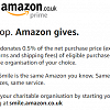 Raise Money with Amazon Smile