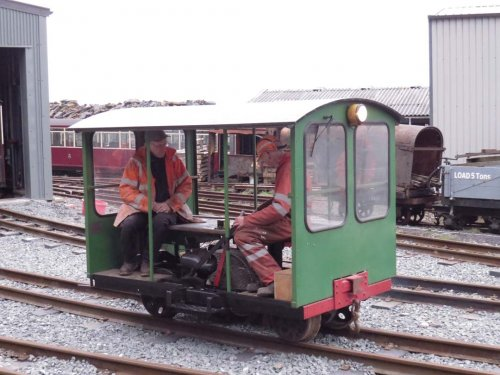 The Wickham Trolley
