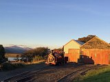 Evening Old Loco Shed